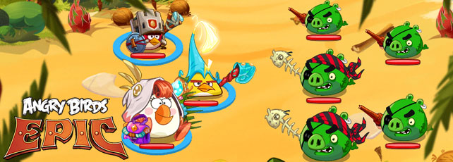 Angry Birds Epic Wutchili Titel