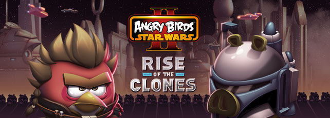 Angry Birds Star Wars 2 UpdateTitel