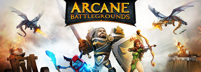 Arcane Battlegrounds