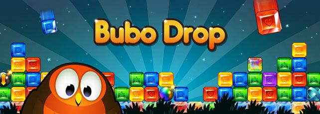 Bubo Drop spielen Titel