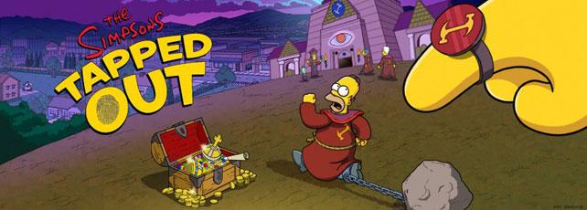 Die Simpsons Springfield Steinmetze Titel