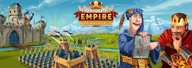 Empire Four Kingsdoms JägerTitel
