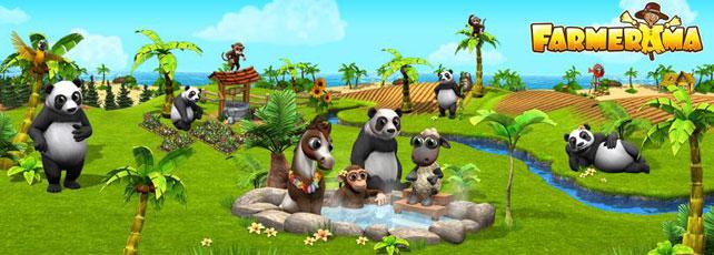 Farmerama Pandazucht Titel