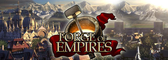 Forge of Empires App Titel