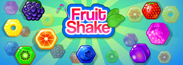 Fruit Shake App Titel
