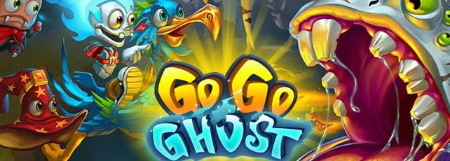 Go Go Ghost spielen Titel