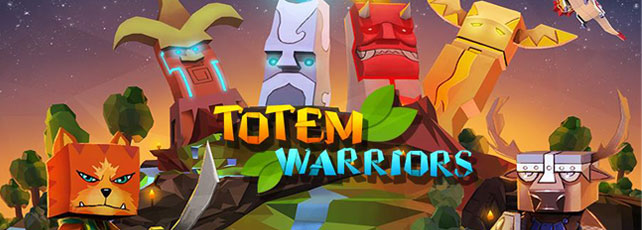 Totem Warriors spielen Titel