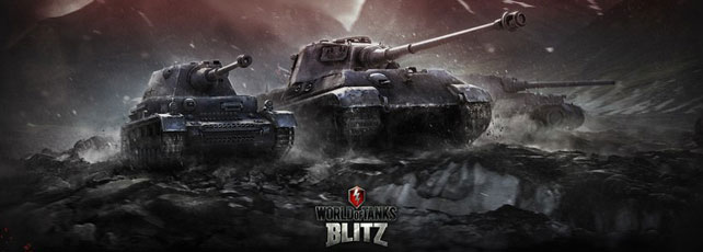 World of Tanks Blitz Panzer