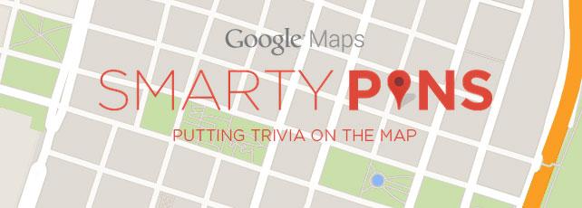 Google Smarty Pins spielen Titel