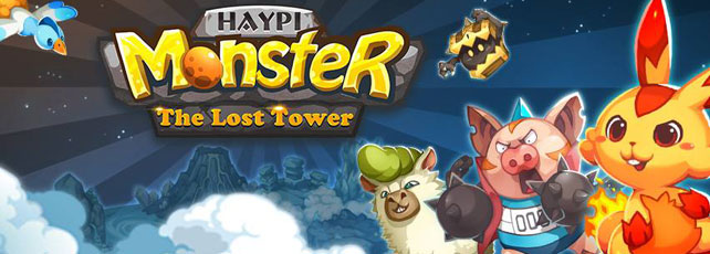 Haypi Monster: The Lost Tower Titel