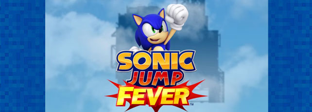 Sonic Jump Fever spielen Titel