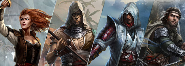 Assassin's Creed Memories spielen