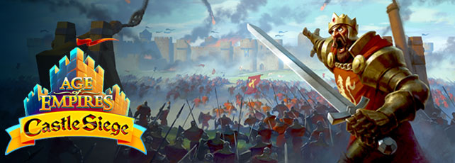 Age of Empires: Castle Siege Titel