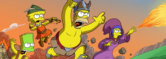 Die Simpsons Springfield Clash of Clones