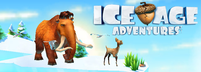 Ice Age Adventures Ressourcen