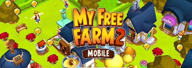 My Free Farm 2 Mobile
