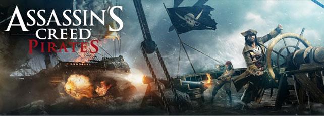 Assassin's Creed Pirates Titel