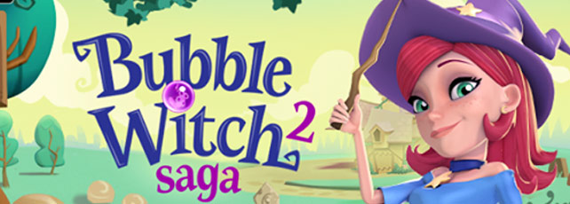 Bubble Witch Saga 2 Japan