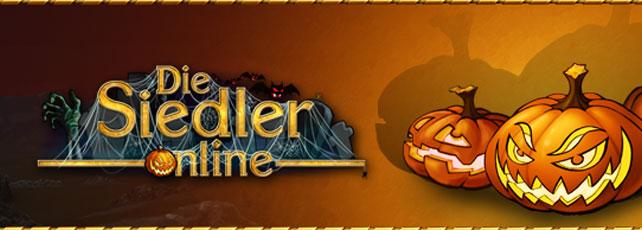 Die Siedler Online Halloween Titel