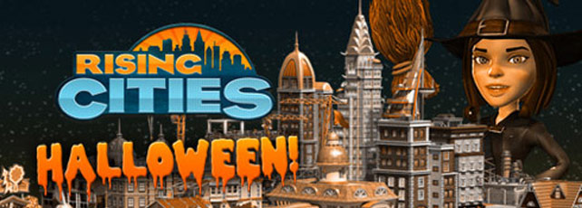 Rising Cities Halloween