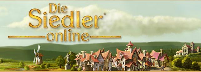 Die Siedler Online Kolonie-Modus Header