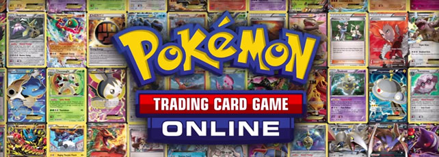 Pokémon Trading Card Game Online Titel