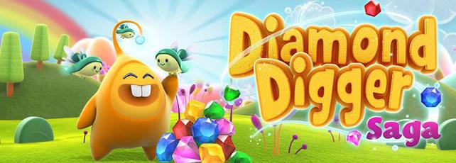 Diamond Digger Saga App