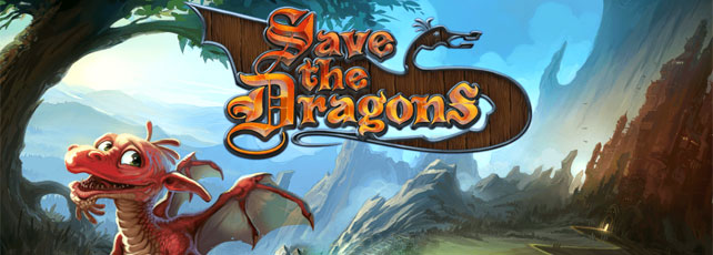 Save the Dragons Header