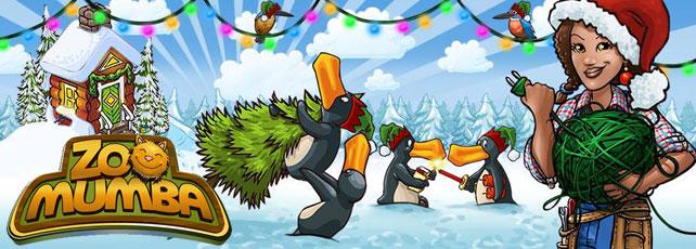 ZooMumba Weihnachtsleckereien Titel