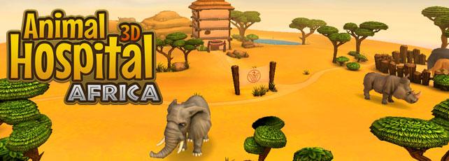 Tierklinik 3D: Afrika spielen