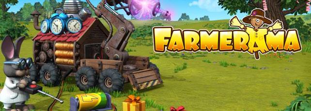 Farmerama Geburtstag Titelbild