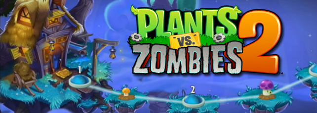 Plants vs. Zombies 2 Mittelalter