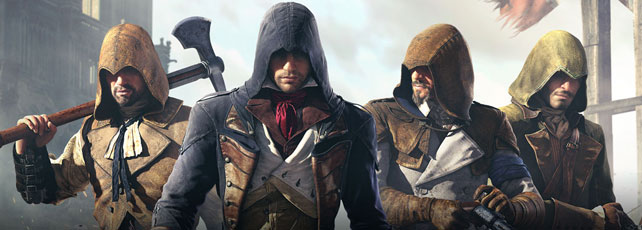 Assassin's Creed Unity spielen