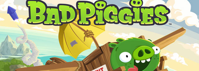 Bad Piggies Sandbox