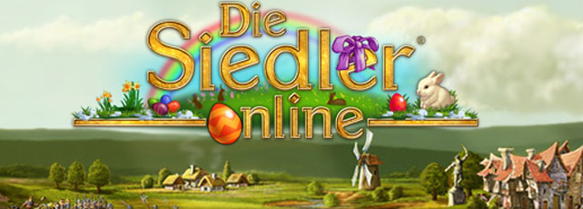 Die Siedler Online Oster-Event 2015