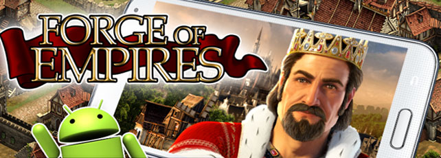 Forge of Empires für Android