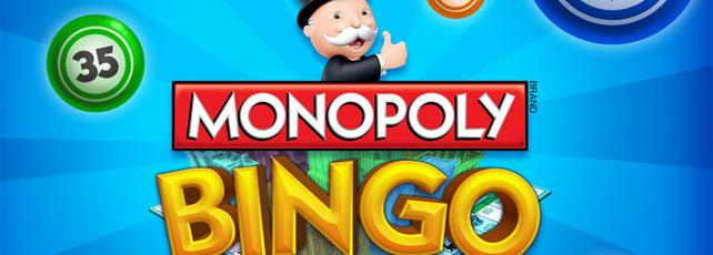 Monopoly Bingo spielen Titel