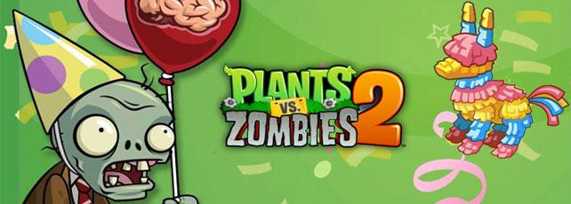 Plants vs Zombies 2 Frühlingserwachen