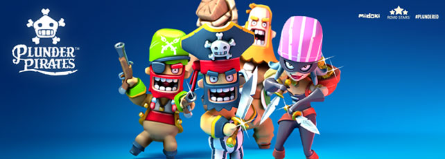 Plunder Pirates für Android