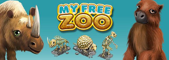 My Free Zoo Steinzeit
