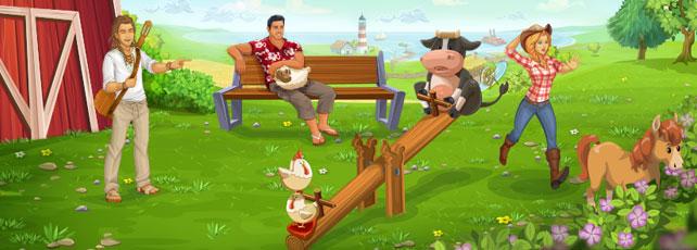 Goodgame Big Farm Event Ohne Fleiß kein Preis