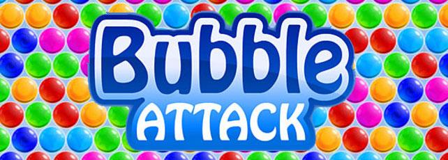 Bubble Attack App