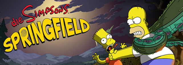 Simpsons Springfield Halloween Event
