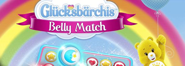 glücksbärchis belly match