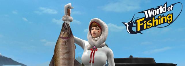 world of fishing teaser