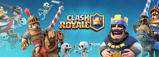 Clash Royale spielen