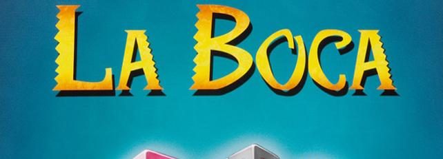 La Boca.