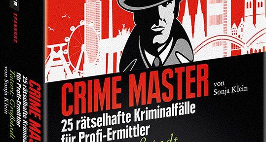 Crime Master - Das Krimikartenspiel
