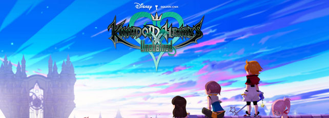 Kingdom Hearts Unchained X spielen