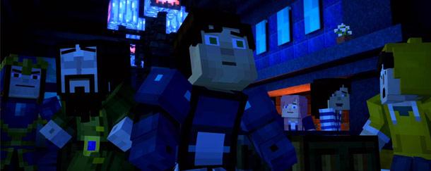 minecraft: story mode wird fortgesetzt